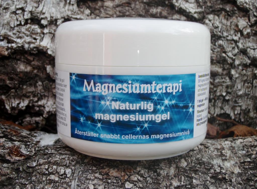 Pirr i benen magnesium